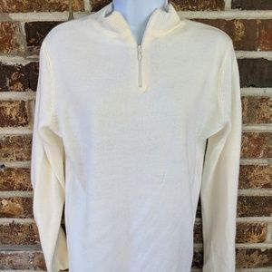 Kim Rogers Cream long sleeve sweater